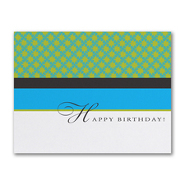 Birthday Blitz - Birthday Card